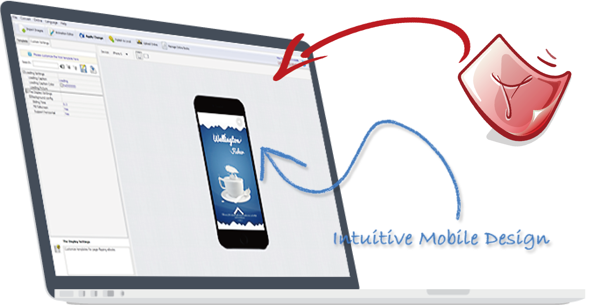 how to create html5 animation
